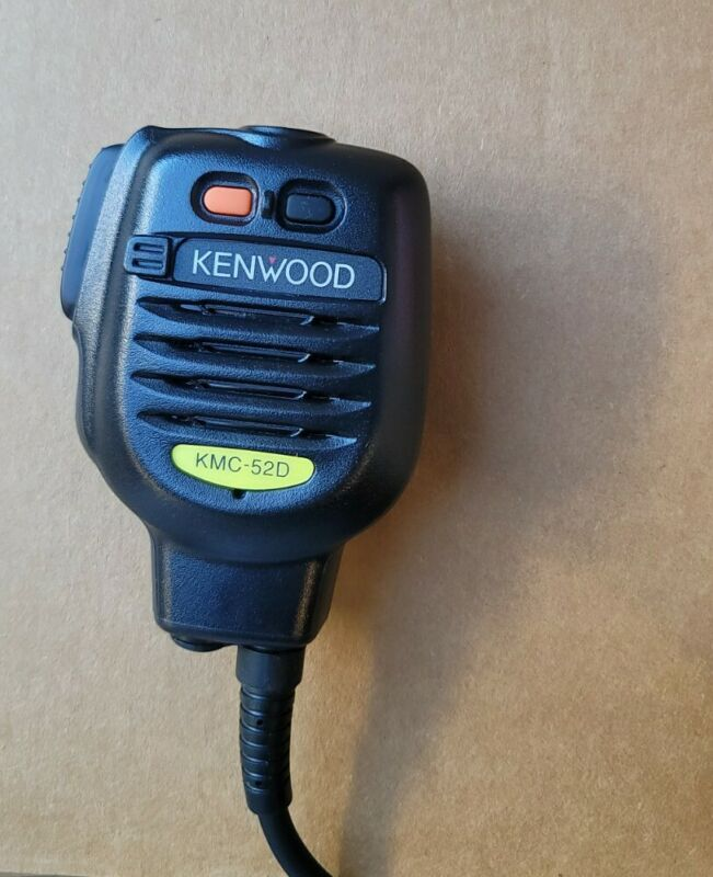 KENWOOD KMC-52D NOISE CANCELLING MICROPHONE FOR DMR/NEXEDGE/ANALOGUE PORTABLES.