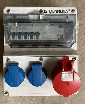 Mennekes AMAXX Steckdosenkombination / Stromverteiler 920009