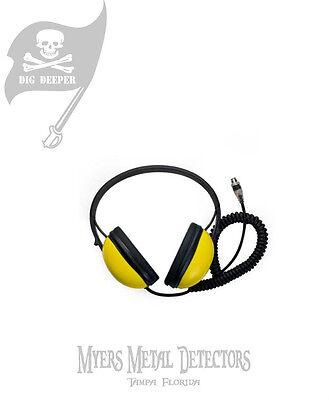 NEW Minelab Waterproof Headphones 3011-0134 + Free Shipping!!