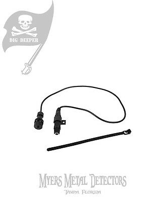 NEW Garrett Metal Detectors Headphone Adapter Kit with Free Fast Shipping!