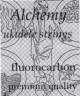 Fluorocarbon Ukulele strings Soprano/Concert or Double Length Best quality