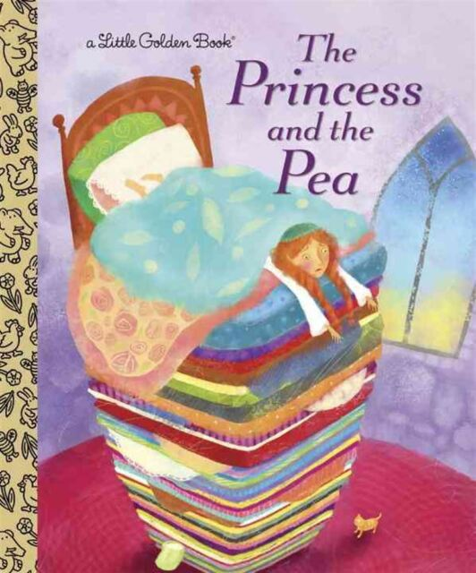 Lgb The Princess And The Pea by B Little Golden - Hardback - NEW - Book
