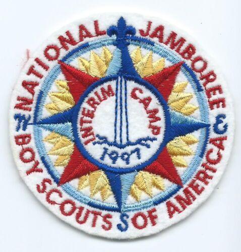 1997 National Jamboree Interim Camp Patch