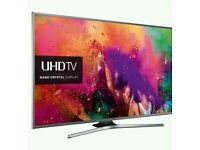 "Samsung 55"" 4k UHD new JU Series LED SMART WI-Fi TV BUILT IN HD FREEVIEW"
