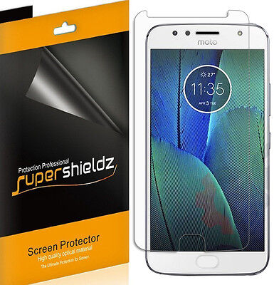 """6X Supershieldz Anti Glare (Matte) Screen Protector For Motorola """"Moto G5S Together with"""""""