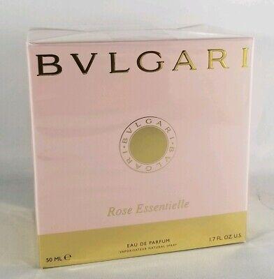 Bvlgari Rose Essentielle For Women 50ml 1.7 Oz Eau De...