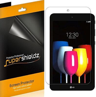 3X SuperShieldz Clear Screen Protector Saver For LG G Pad X2 8.0 Plus