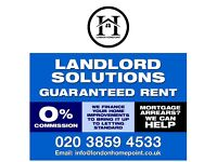 WANTED ROOMS, STUDIOS, FLATS, HOUSES IN NORTH, EAST, SOUTH, WEST LONDON FOR IMMEDIATE LETTING