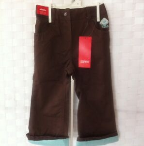Brand New! Esprit Size 12mths Girls Pants RRP $44.95