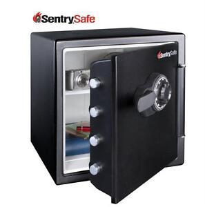 NEW SENTRYSAFE COMBINATION SAFE 1.2 Combination Fire Resistant Big Bolt Safe HOME SECURITY VALUABLES SAFES 102270018