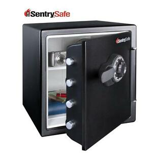 NEW* SENTRYSAFE COMBINATION SAFE 1.2 Combination Fire Resistant Big Bolt Safe HOME SECURITY VALUABLES SAFES 105802454