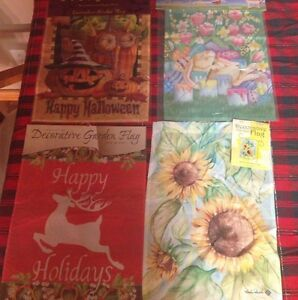 Garden Flags Wholesale Ebay