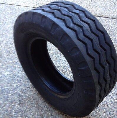 Two 11l-16 10 Ply F3 Backhoe Front Tire 11lx16 Backhoe Heavy Duty