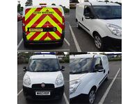 Fiat Doblo Crew Van – Under 54k Miles – December 2013 – Diesel – NO VAT