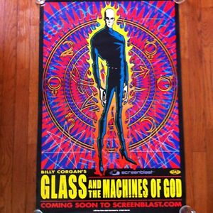 glass and the machines of god: