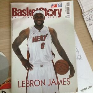 Basketstory-One-Star-Time-Lebron-James-supplemento-di-American-Superbasket
