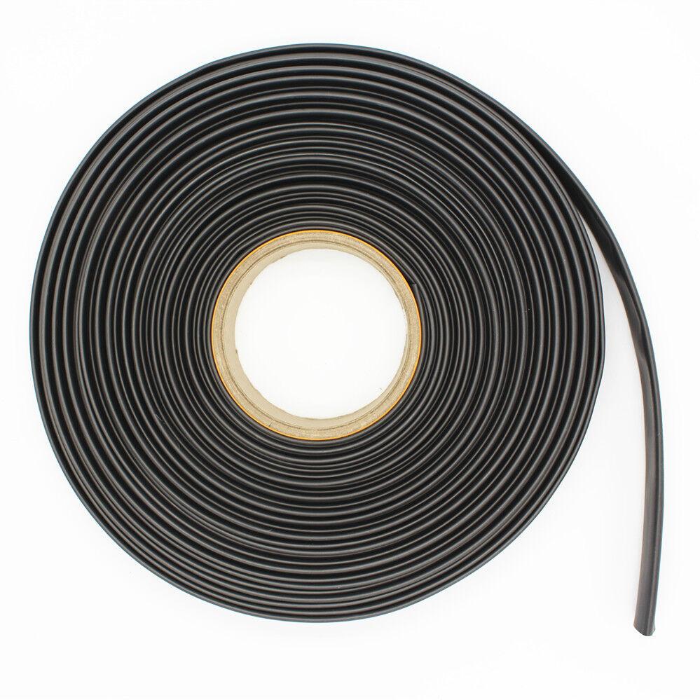 "1//2/"" RED Adhesive Glue Lined 3:1 Heat Shrink Tubing 10FT Marine Tuner Motec AEM"