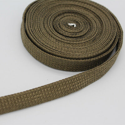 "Titanium High Heat Protect Sleeve 1/2"" ID x 10ft 3m Per Package Sleeving Wire"