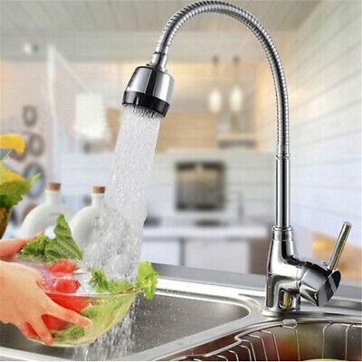 Neu Hochdruck Küchenarmatur Küche Spüle Wasserhahn Einhebelmischer für Küche DHL