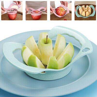 Apple Slicer Corer MB Stainless Steel Divider Easy Cutter Knife Tool Fruit