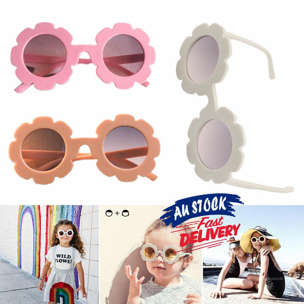 Dark Glasses Boys Children Sunglasses Girls Kids Baby Anti-UV Goggles Protection