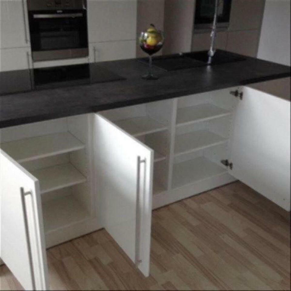 NEU Einbauküche mit Insel  große Inselküche Kücheninsel Küche N03 in Enger