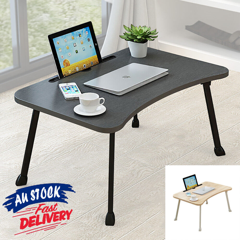 Foldable Laptop Bed Desk Office Table