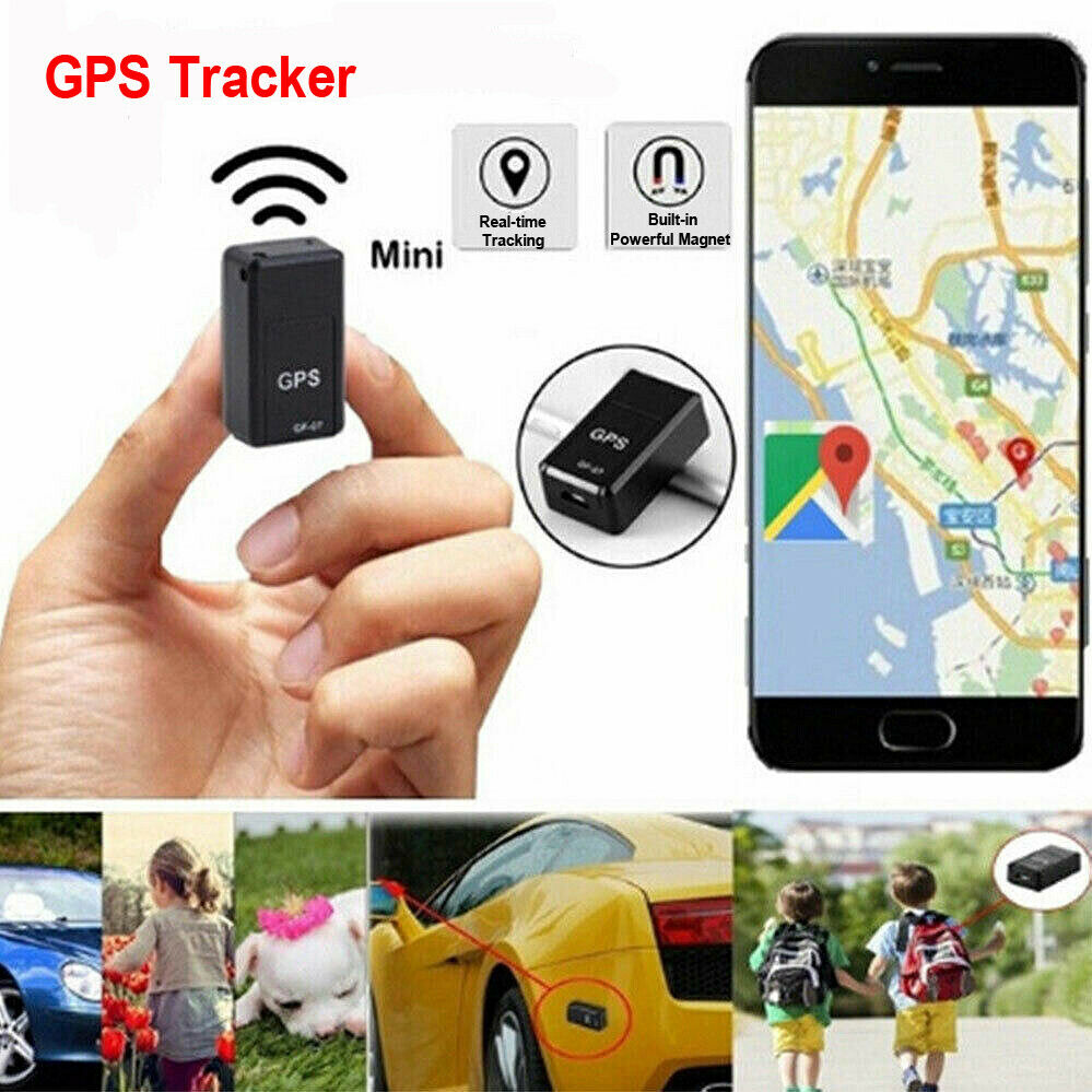 Mini GPS Tracker Finder für Auto KFZ / Fahrrad / Motorrad / Kinder / Katze/ Hund