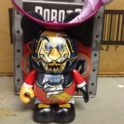 Captain Hook Bot w hat from Peter Pan 3