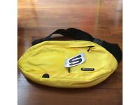 Gumtree: Brand New Sketchers Waterproof Yellow West Pouch Or Sling Bag