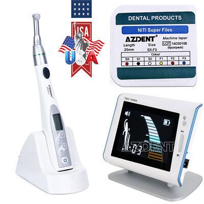 Usps Dte Dpex Iii Dental Endo Apex Locator161 Endo Motor Treatment Niti File
