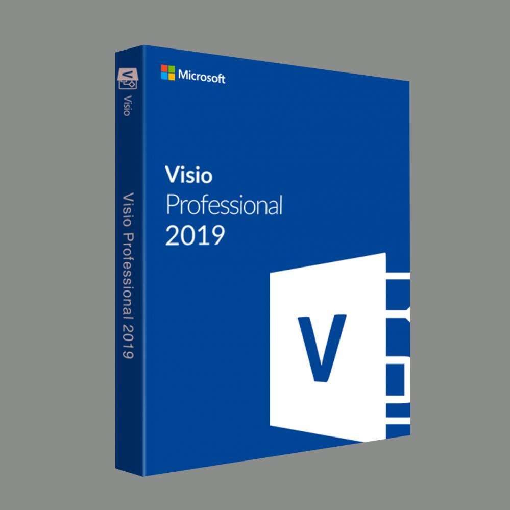 32/ 64Bit MSVisio 2019 Pro Professional Key Life Time License Key