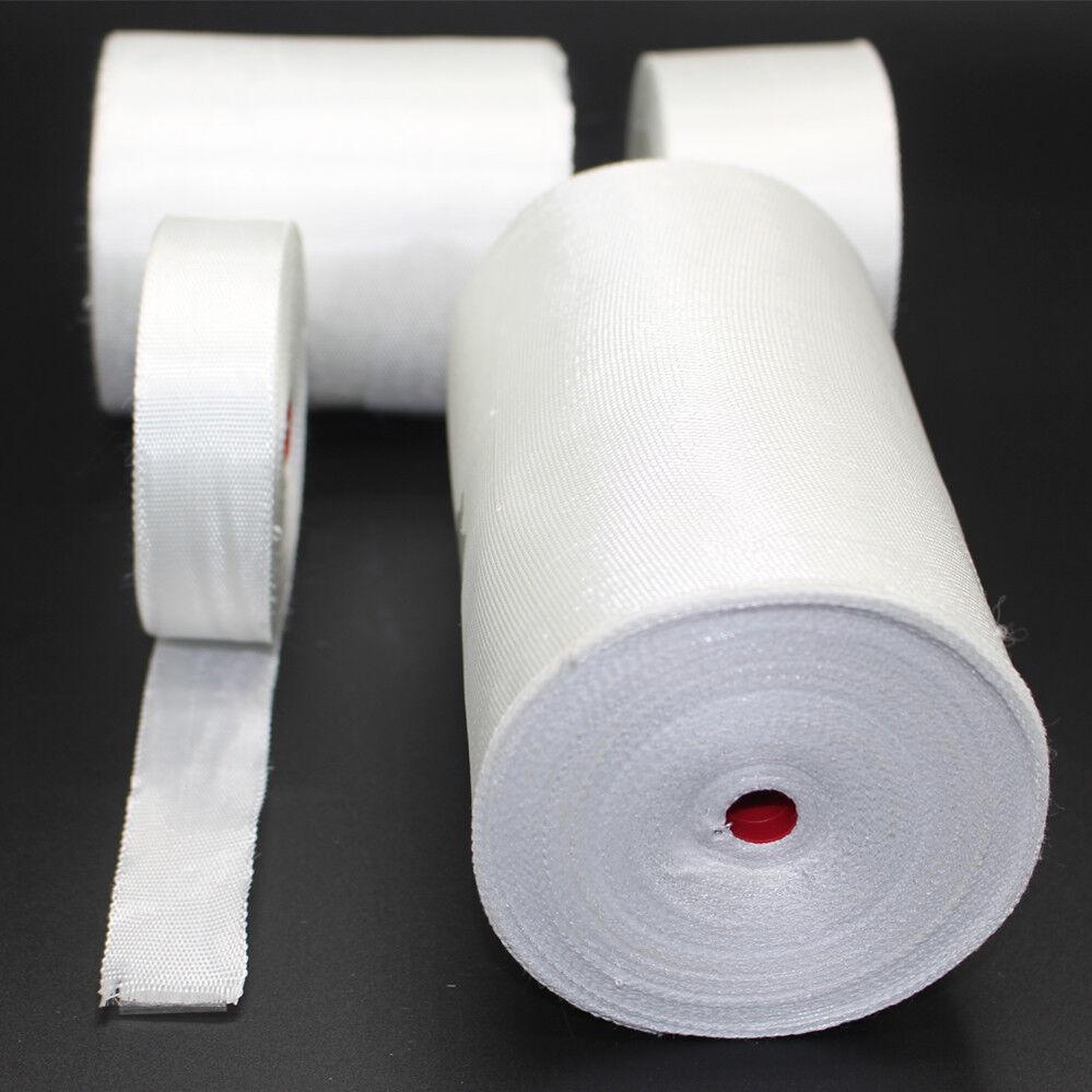 """Glass Fiber Fiberglass Cloth Tape E-Glass Fiber 6/"""" 15CM wide"""