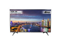 Hisense H49N5700UK 49 inch tv Ultra Hd 4K with hdr only 1 day old