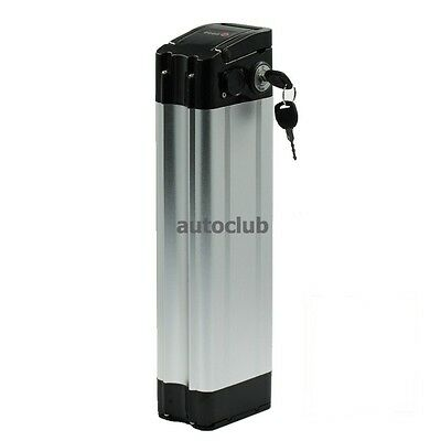 DuraB 24V 10AH Lithium Li-ion  Battery for Electric Bike Bicycle UK STOCK