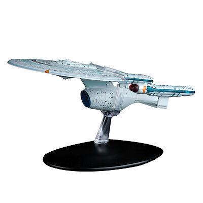 Star Trek USS Enterprise NCC-1701-C with Collectible Magazine #46 by Eaglemoss