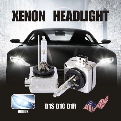 D1C D1S D1R OEM Factory HID Xenon Light Headlight ReplaceBulbs Lamp White 6000K