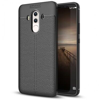 Huawei Mate 10 Pro Leder Look Handy Hülle von NICA, Silikon Cover Case Schutz