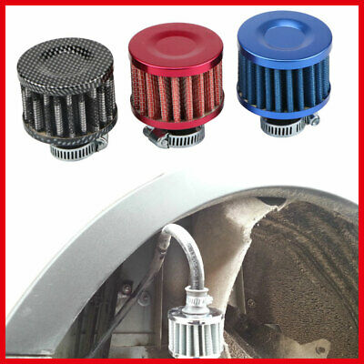 Air Filter Small Crankcase Intake Mushroom Turbo Cold Head Car Vent Oil Breather