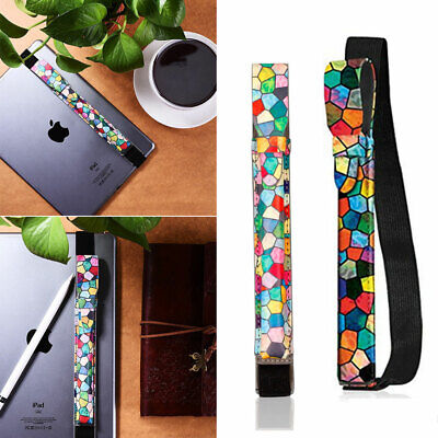 PU Pouch Apple Leather Case Lid Tablet Pencil iPad Pro Holder For