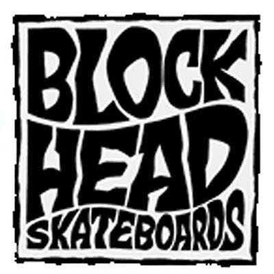 "BLOCKHEAD  ""Adventures in Cheese"" Skateboard Video / VHS - 1990 vintage - NOS"