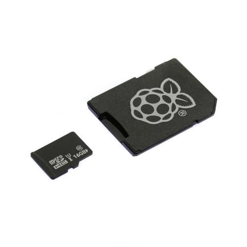 OEM Raspberry Pi Class 10 16GB  Micro u SD card Noobs Preloa