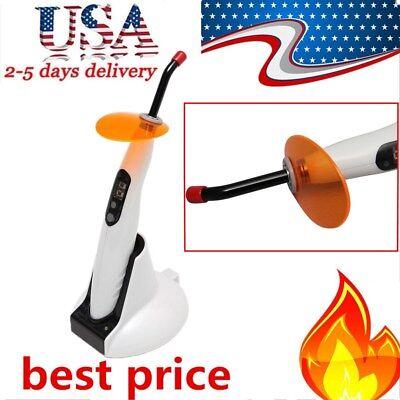 Woodpecker Style Dental Wireless Led Curing Light Lamp Led-b 110v 1400mw Tool