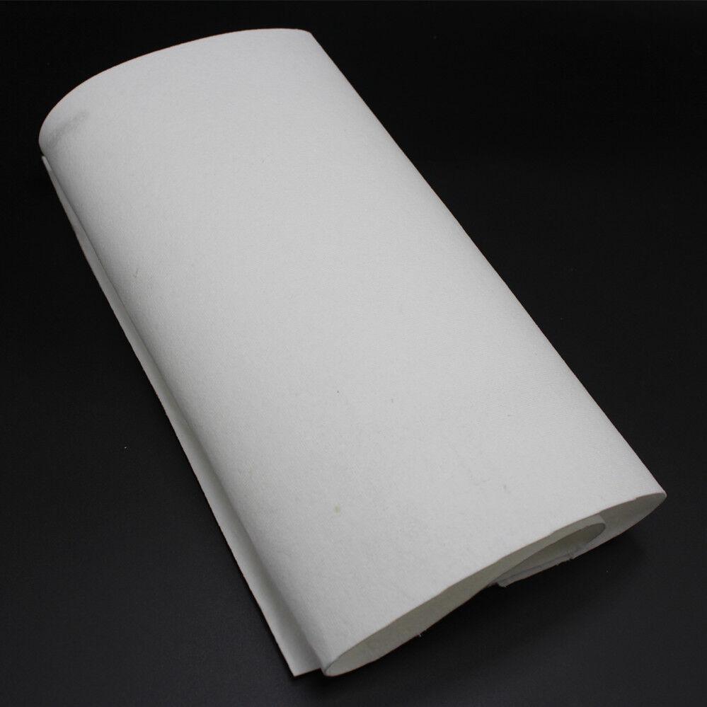 Ceramic Fiber Insulation Blanket Paper Sheet for muffler High temp 1/'/' thick new