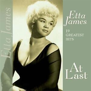 NEW VINYL Etta James GREATEST HITS - 123599145 - MUSIC RECORD - 19 GREATEST HITS