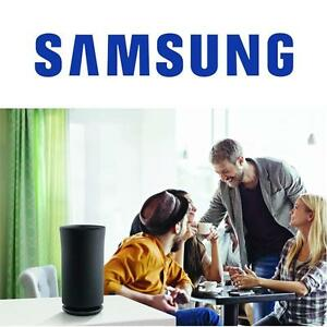 REFURB SAMSUNG BLUETOOTH SPEAKER RADIANT360 WIRELESS -  WI-FI CONNECTIVITY - HOME AUDIO ELECTRONICS 111005517