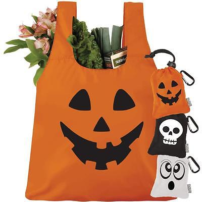 ChicoBag®The Original HALLOWEEN Compact Reusable Bag w/Clip Special Edition