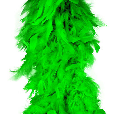 Lime Green Feather Boa (Lime Green Feather Boa (6', 60)