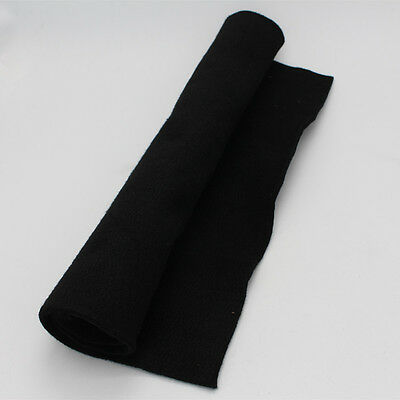 Carbon Fiber Welding Blanket Torch Shield Plumbing Heat Sink Slag Fire Felt 6mm