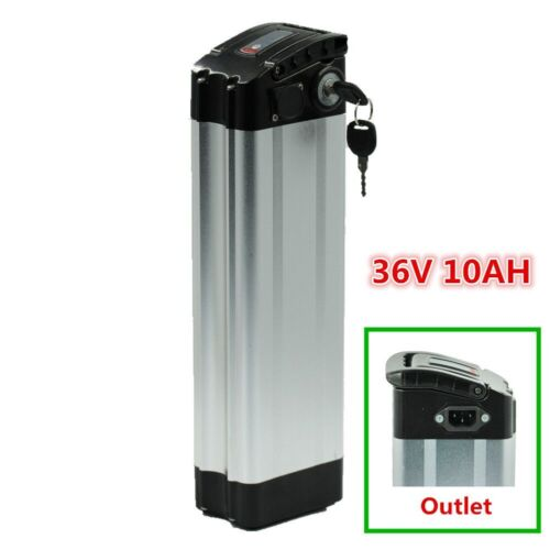 DuraB 36V10AH Lithium Li-ion  Battery Recharge Electronic Bicycle Top Discharge